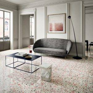 Terrazzo (mozaikinio betono) imitacija